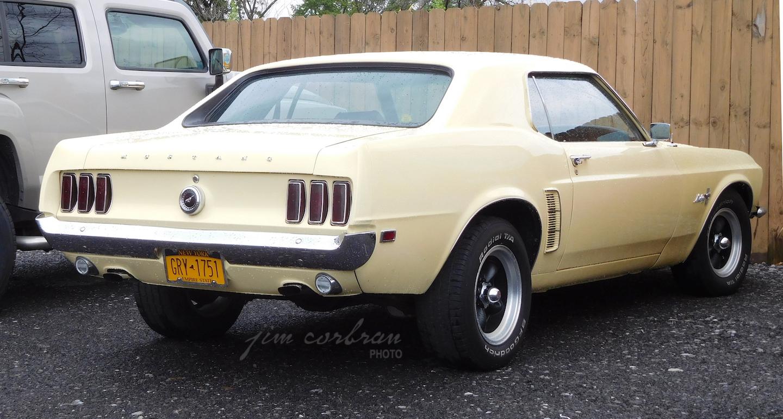 Realrides of wny 1969 ford mustang