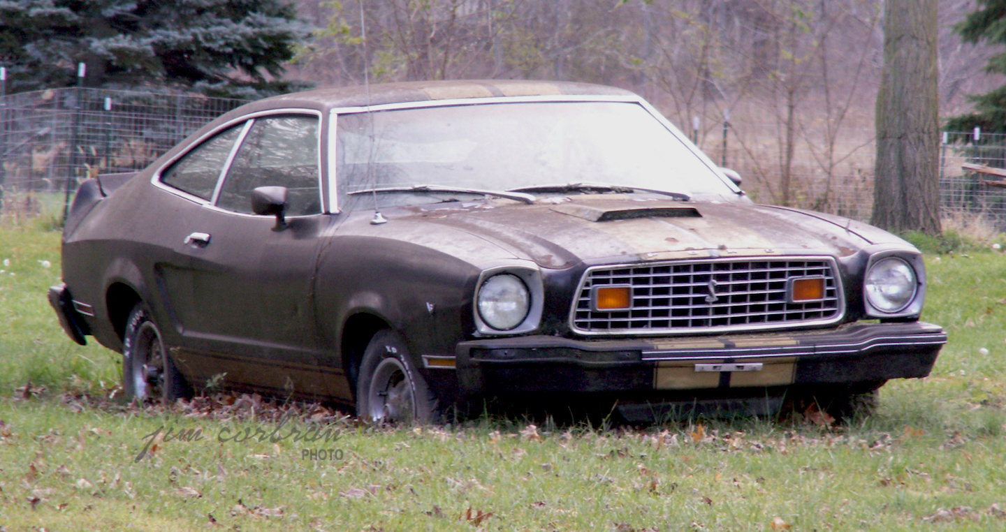 Realrides of wny 1977 ford mustang ii
