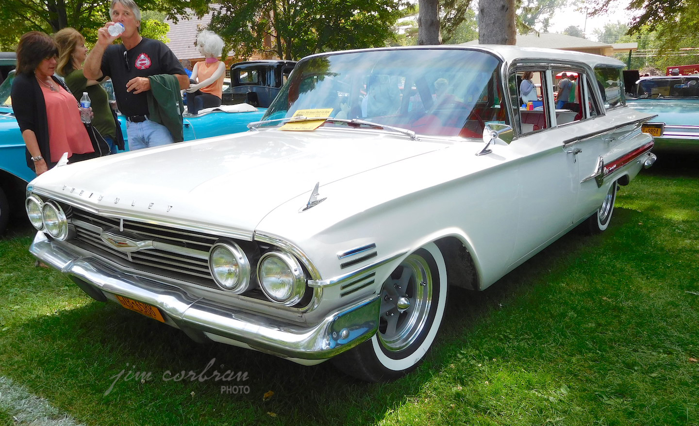 RealRides of WNY - 1960 Chevy Nomad