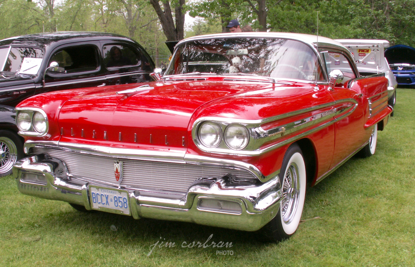 RealRides of WNY - 1958 Olds Super 88