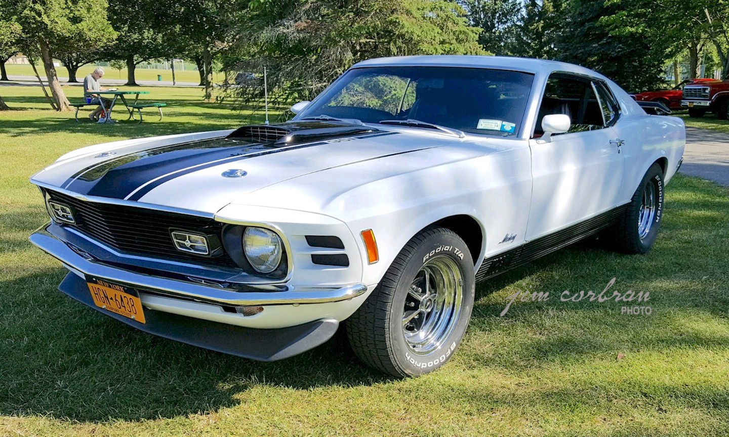 RealRides of WNY - 1970 Ford Mustang Mach 1