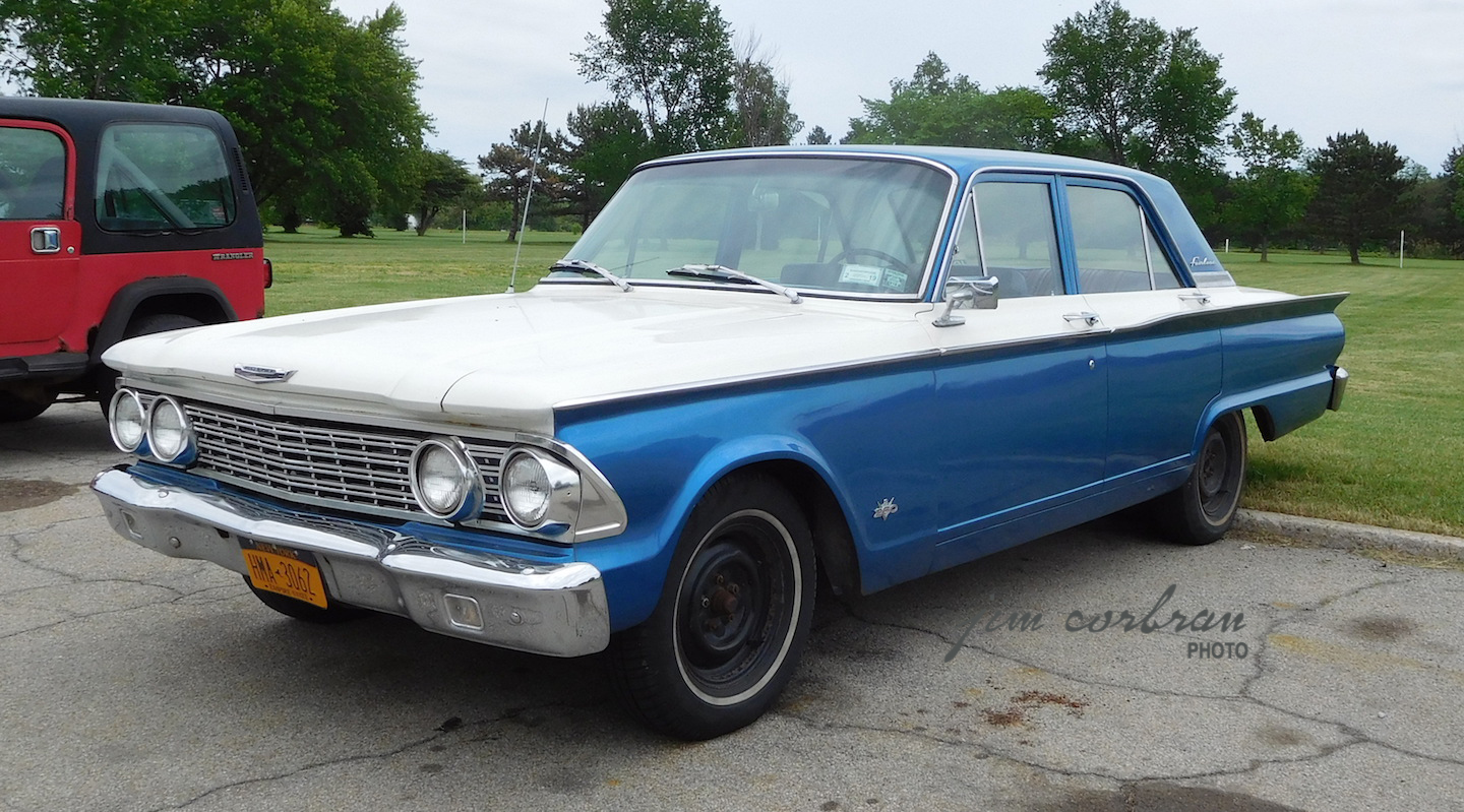 Realrides of wny 1962 ford fairlane