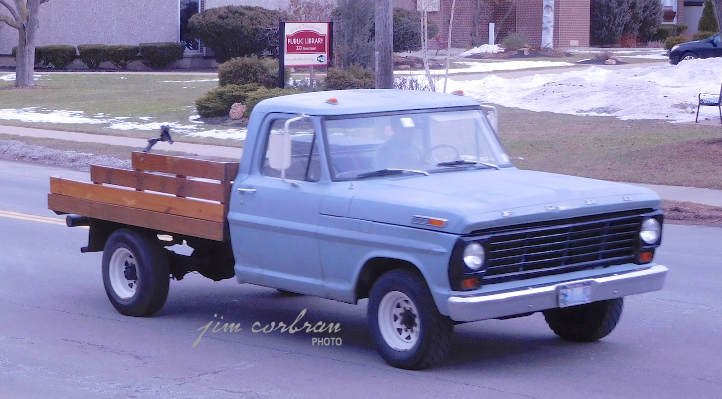 RealRides of WNY - 1967-8 Ford pickup