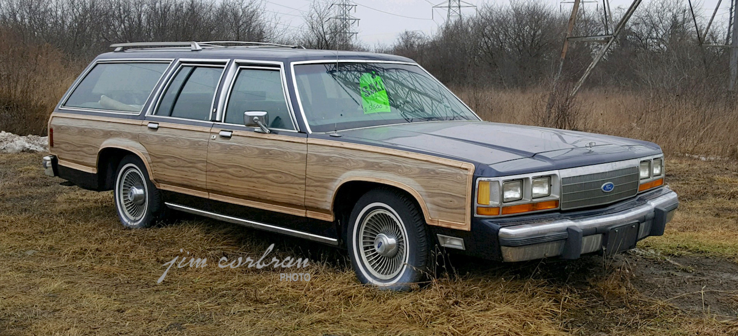RealRides of WNY - c1990 Ford LTD Country Squire