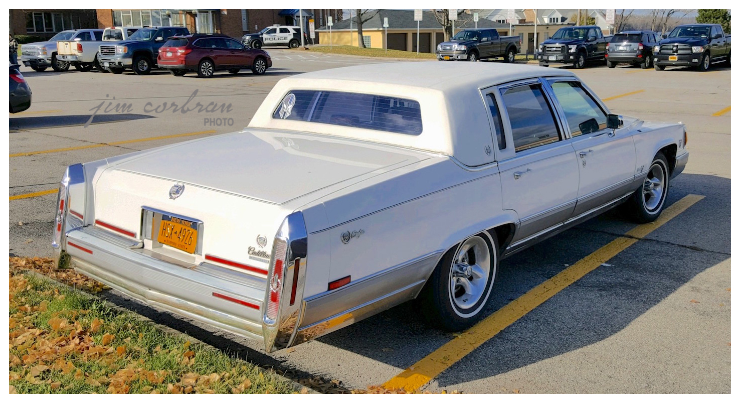 RealRides of WNY - 1991 Cadillac Fleetwood Brougham