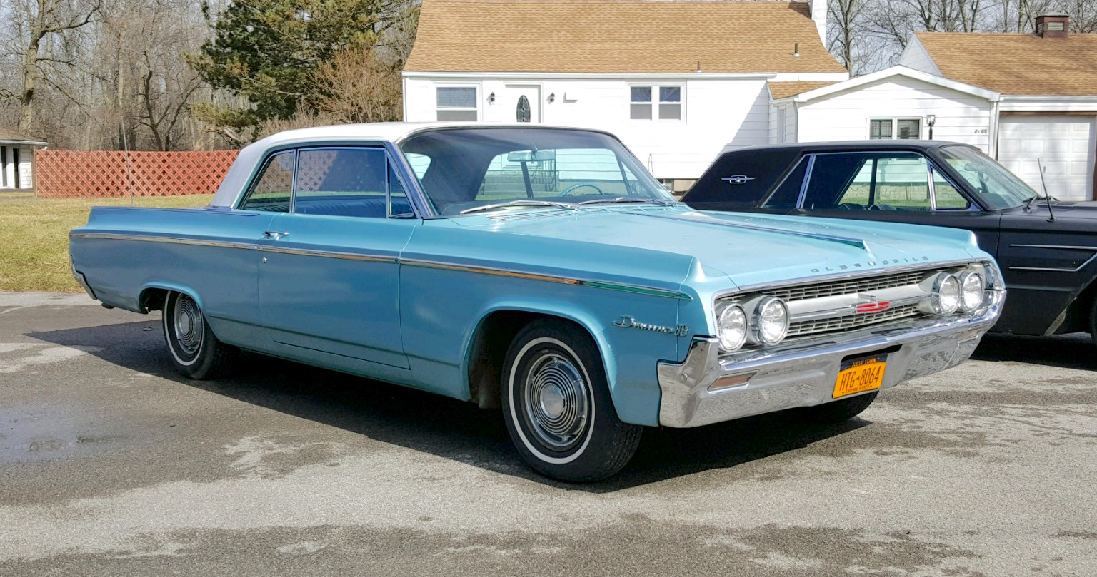 RealRides of WNY - 1964 Oldsmobile Dynamic 88