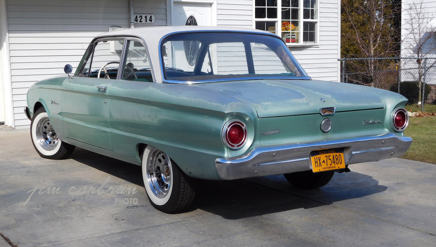 Realrides of wny 1960 ford falcon