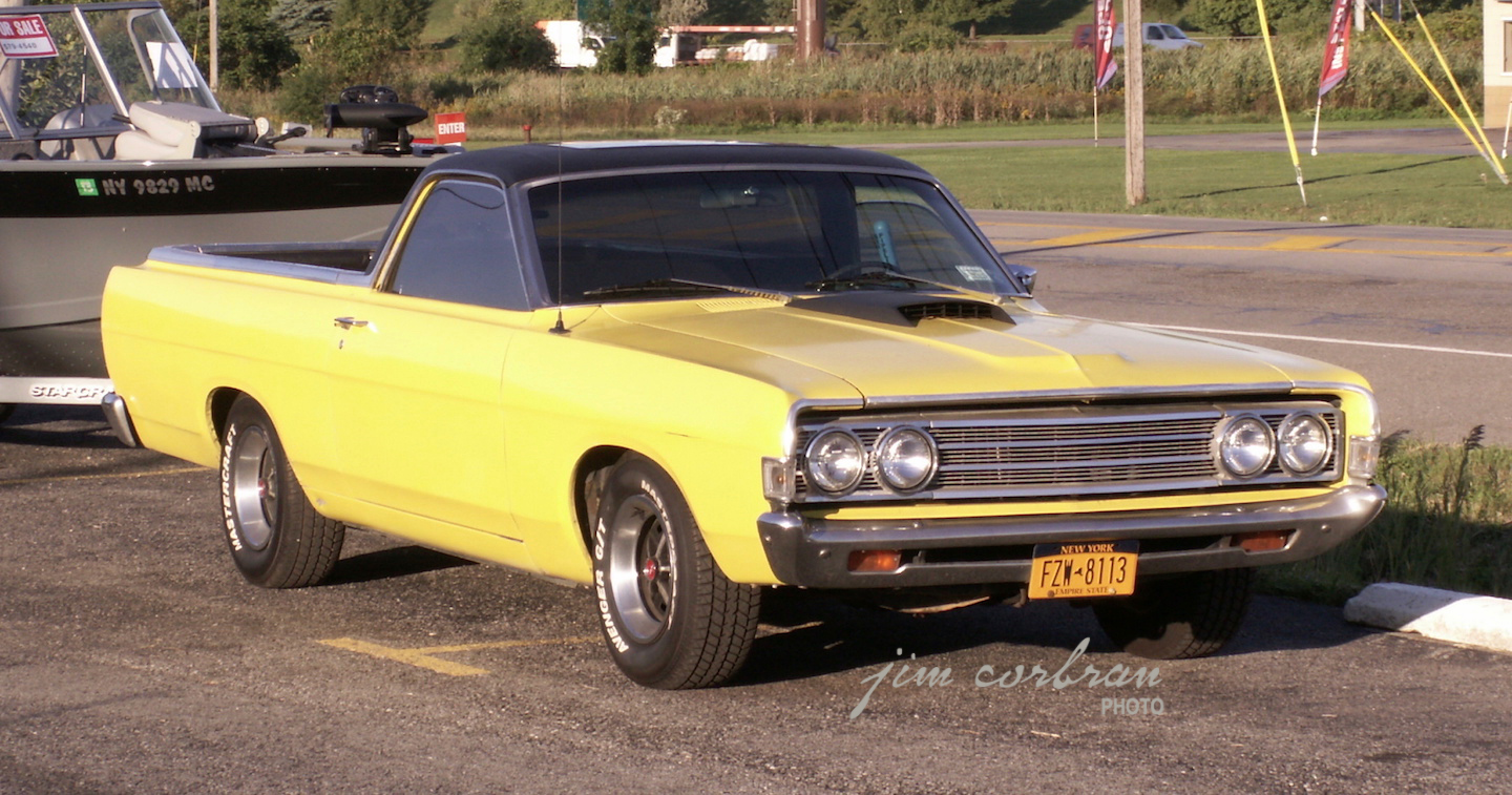 RealRides of WNY - 1969 Ford Ranchero