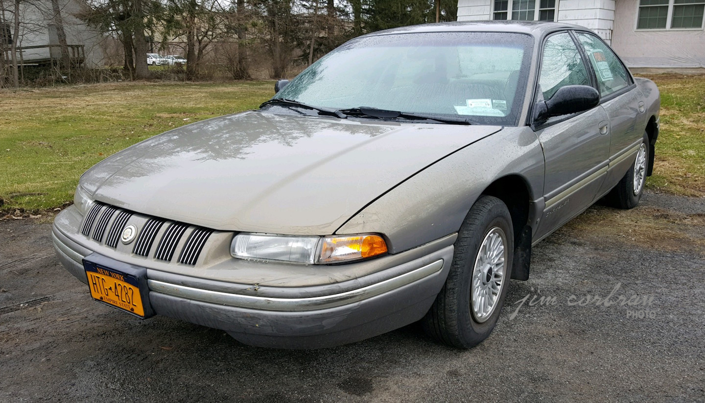 RealRides of WNY - 1995 Chrysler Concorde