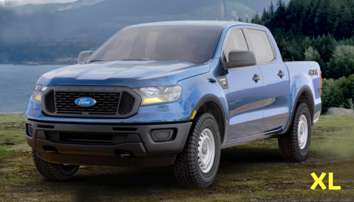 BECAUSE THERE AREN'T ALREADY ENOUGH TRUCK CHOICES…  — the 2019 Ford Ranger