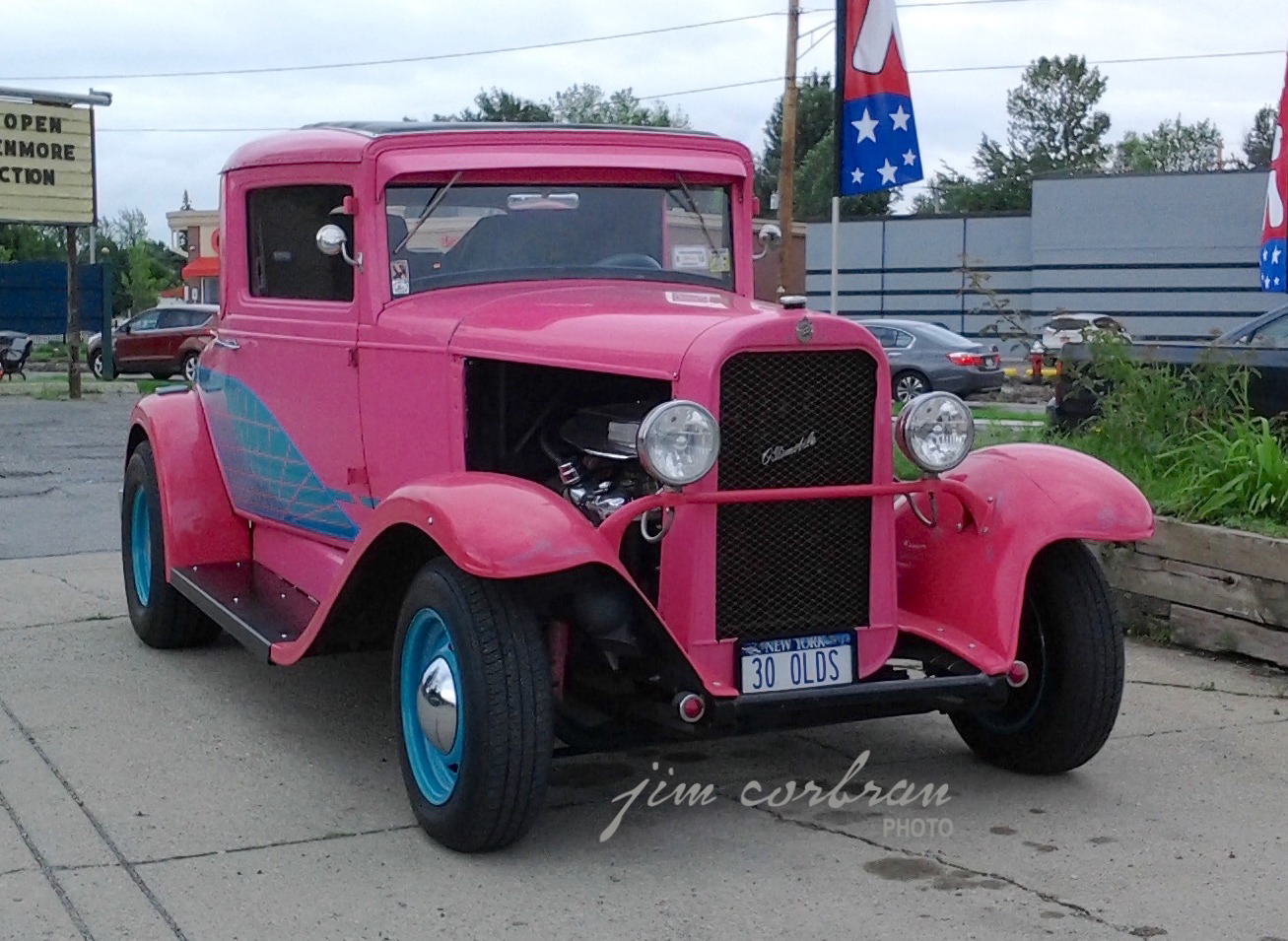 RealRides of WNY - 1930 Oldsmobile Special Coupe