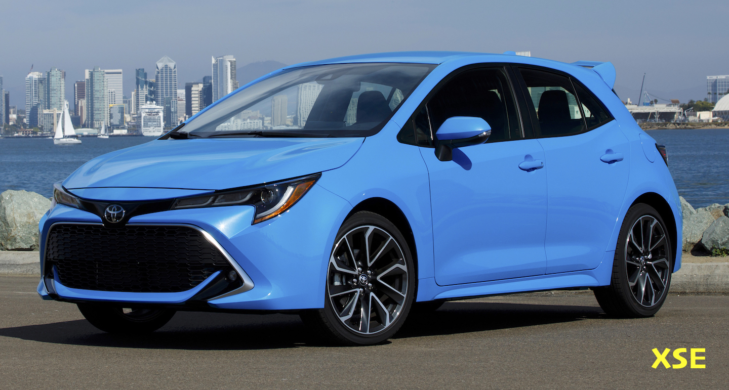 "CARS TO GENERAL PUBLIC: ""I'M NOT DEAD YET!"" — the 2019 Toyota Corolla Hatchback"