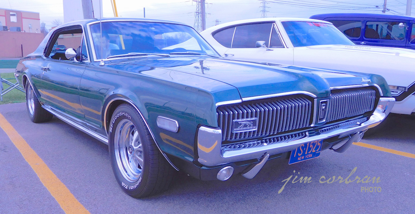 RealRides of WNY - 1968 Mercury Cougar XR-7