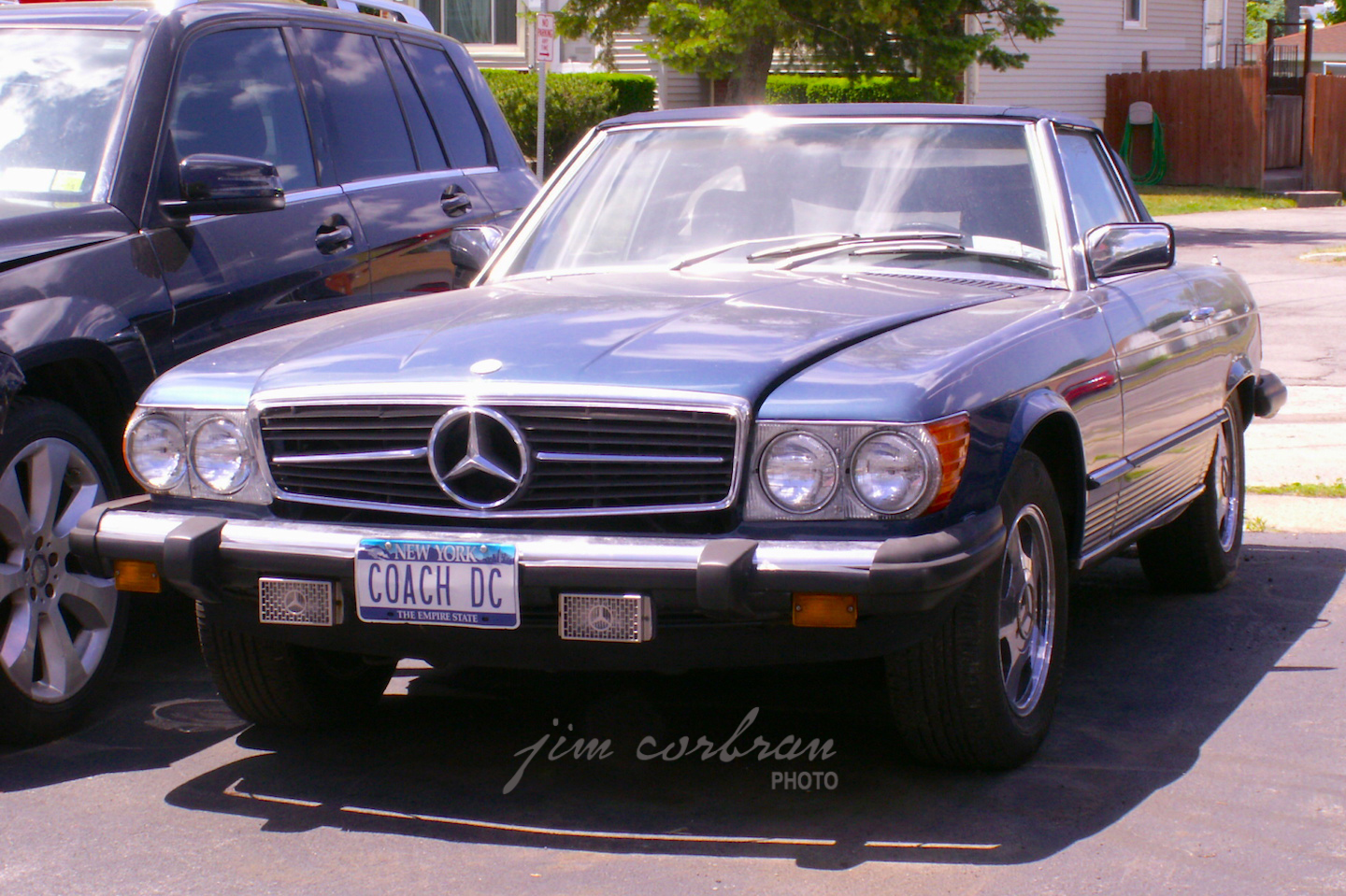 RealRides of WNY - c1988 Mercedes-Benz 560 SL