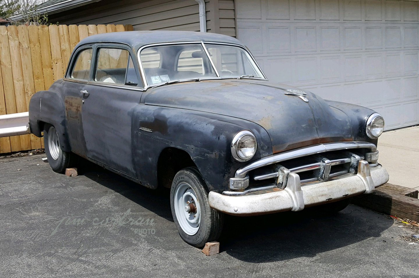 RealRides of WNY - 1951 Plymouth