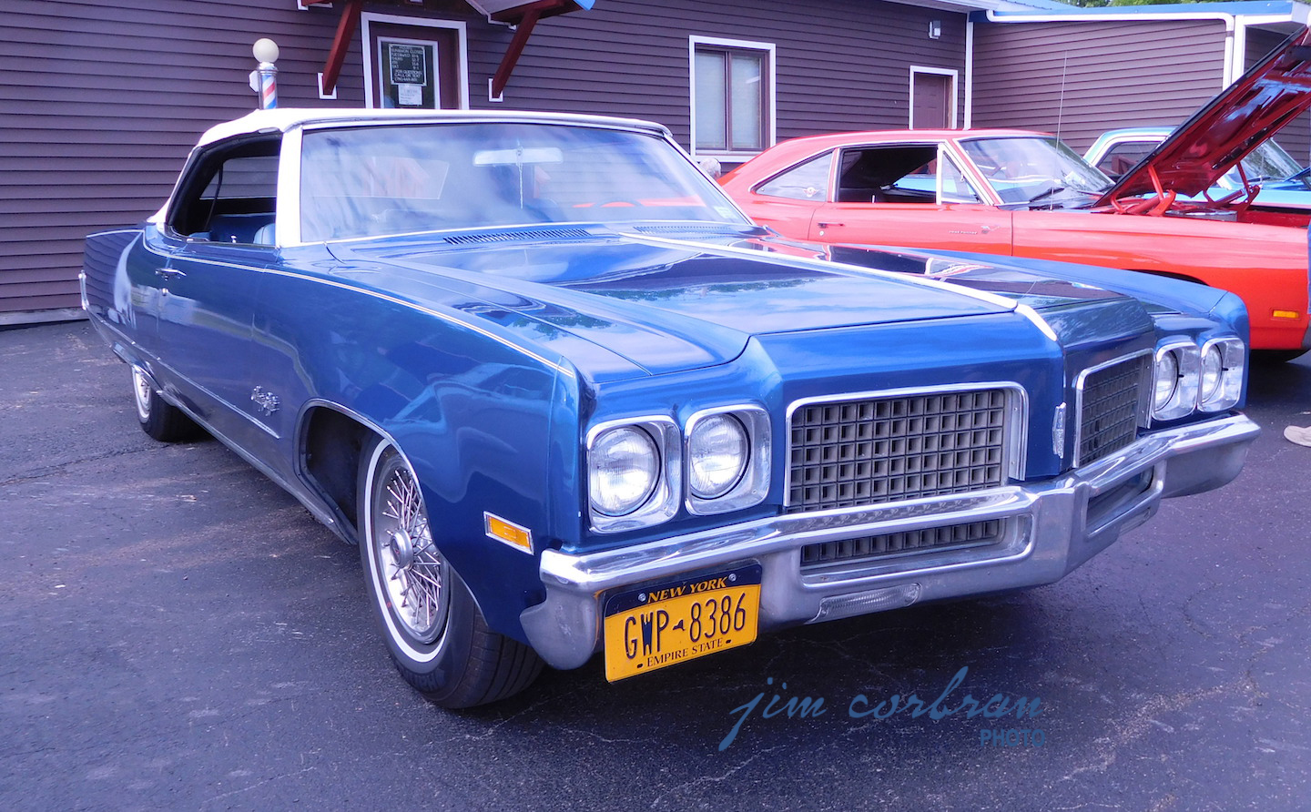 RealRides of WNY - 1970 Oldsmobile