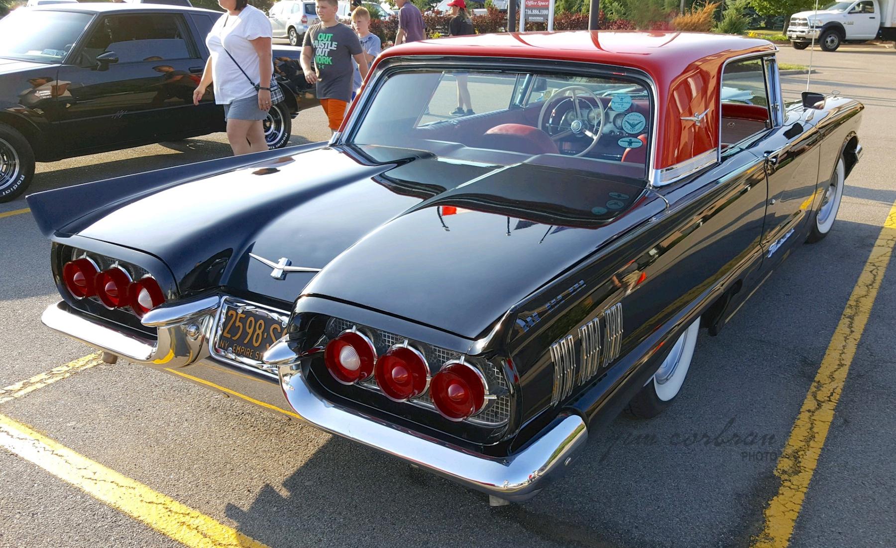 Realrides of wny 1960 ford thunderbird