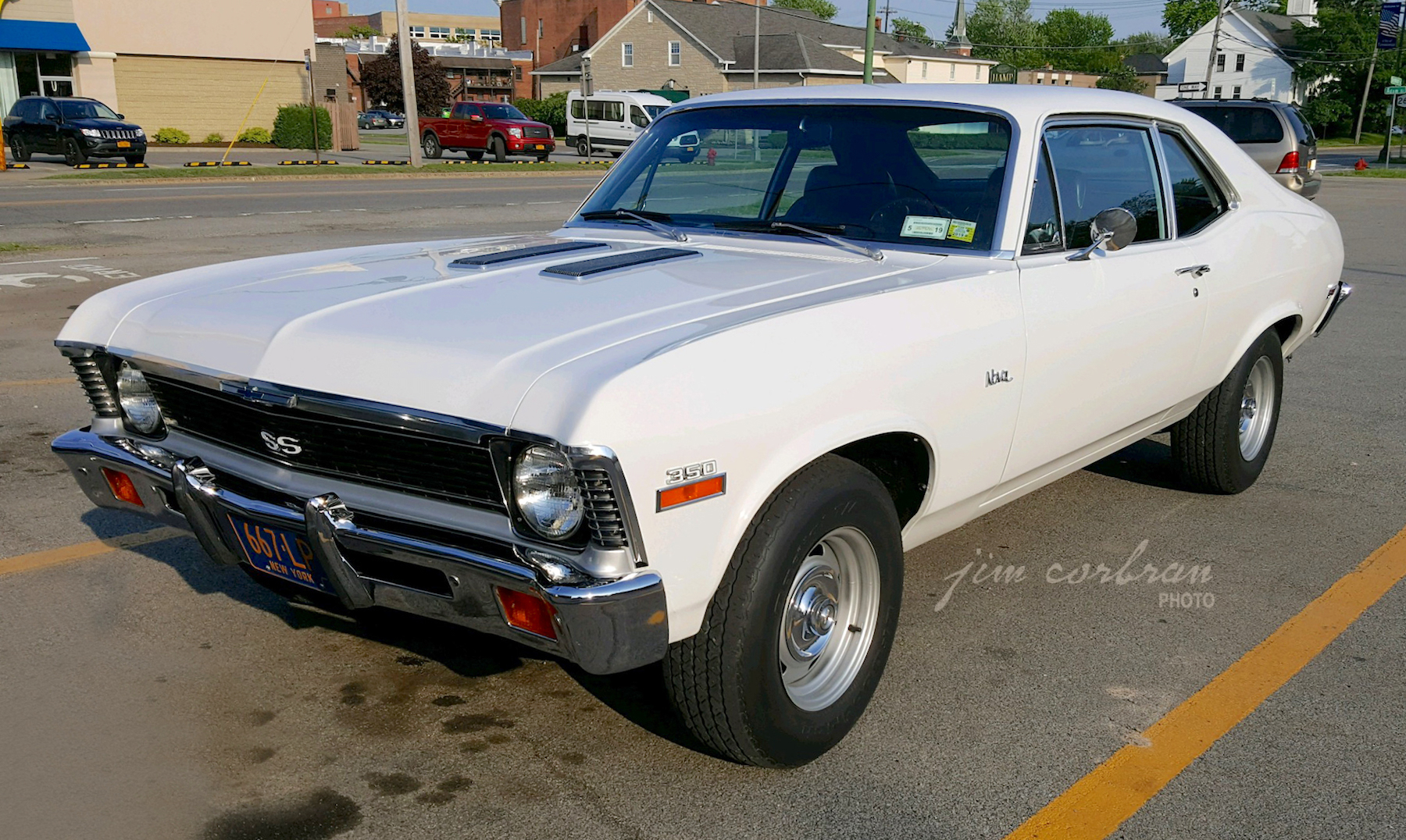 RealRides of WNY - 1971 Chevy Nova SS