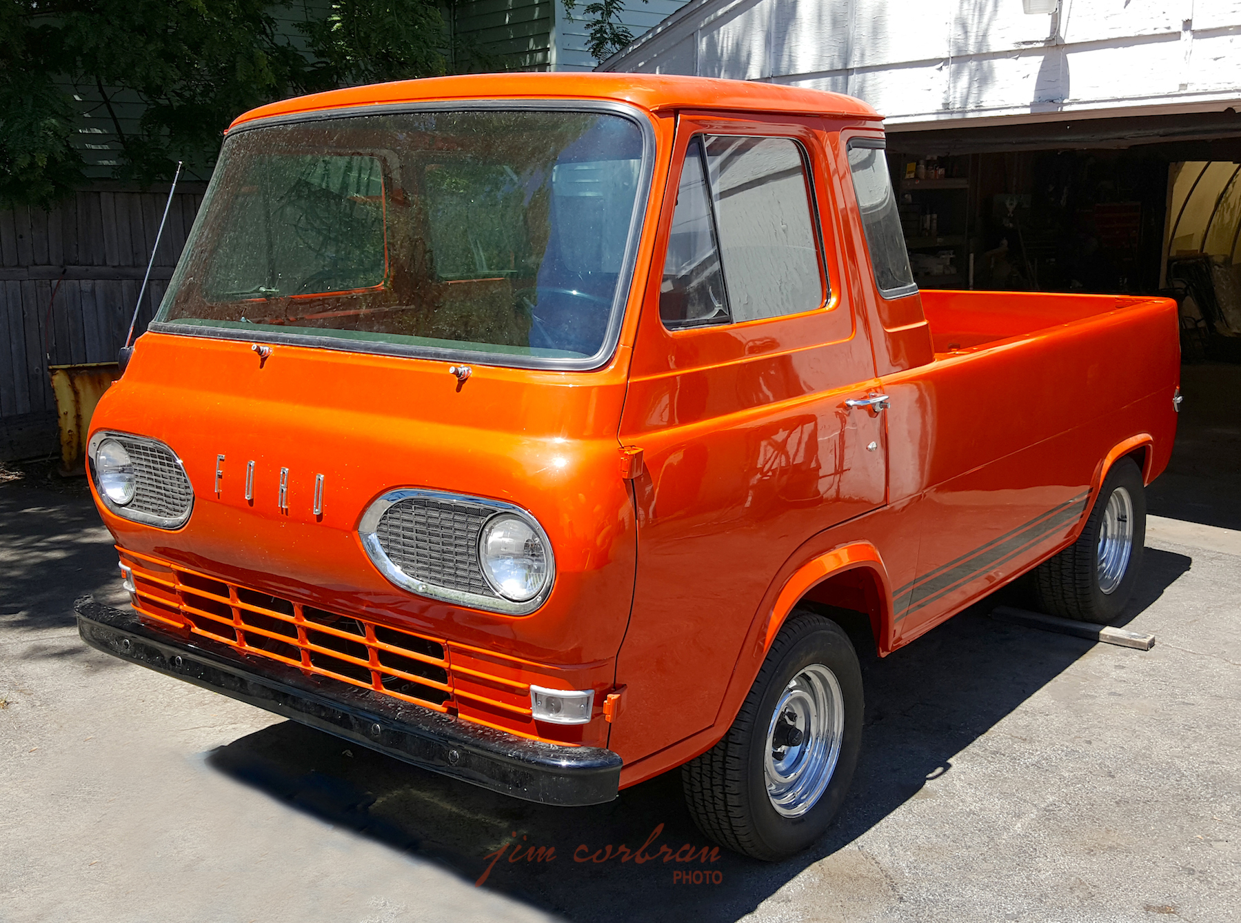 RealRides of WNY - 1961 Ford Econoline