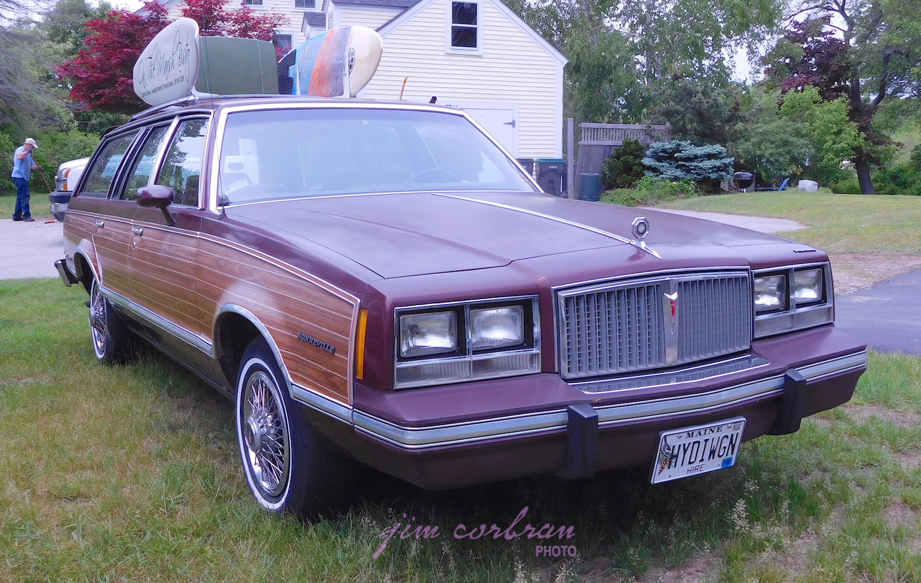 RealRides of WNY (on the Road) - 1983 Pontiac Bonneville