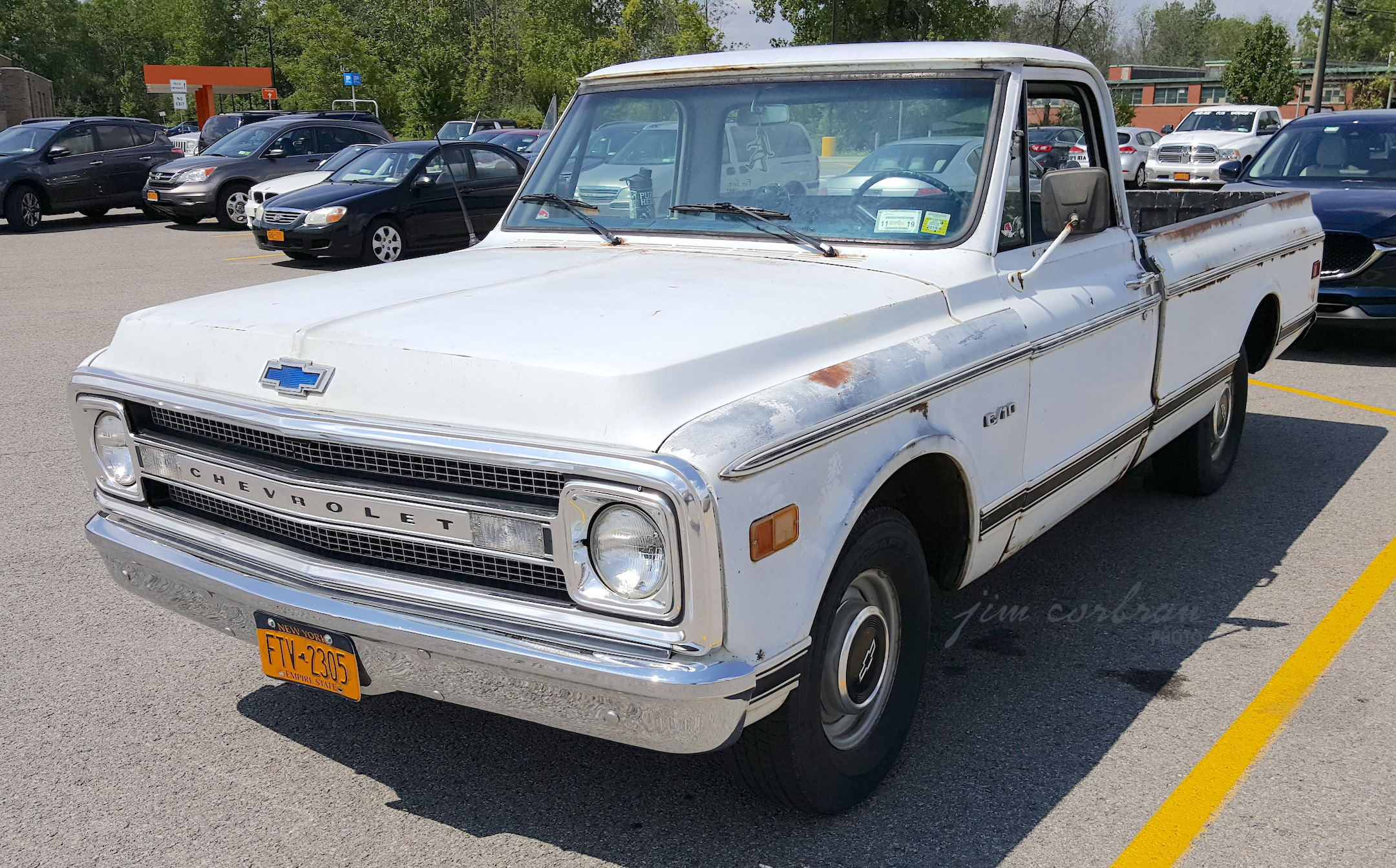 RealRides of WNY - 1969 Chevy C/10