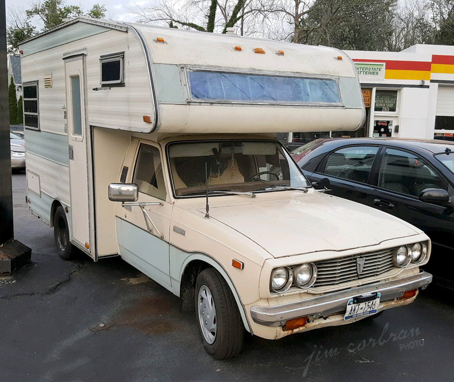 RealRides of WNY - 1978 Toyota camper