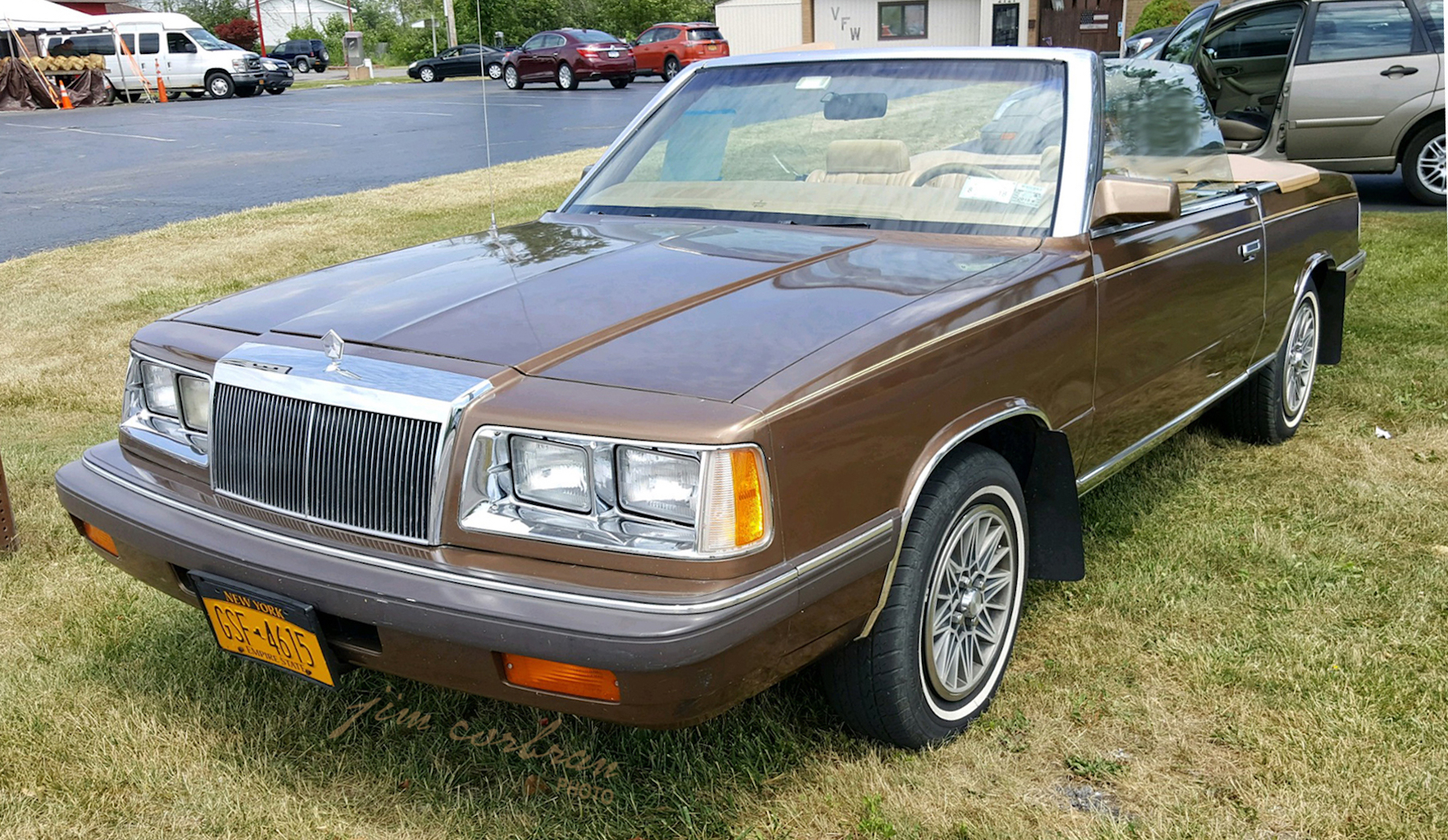 RealRides of WNY - 1986 Chrysler LeBaron