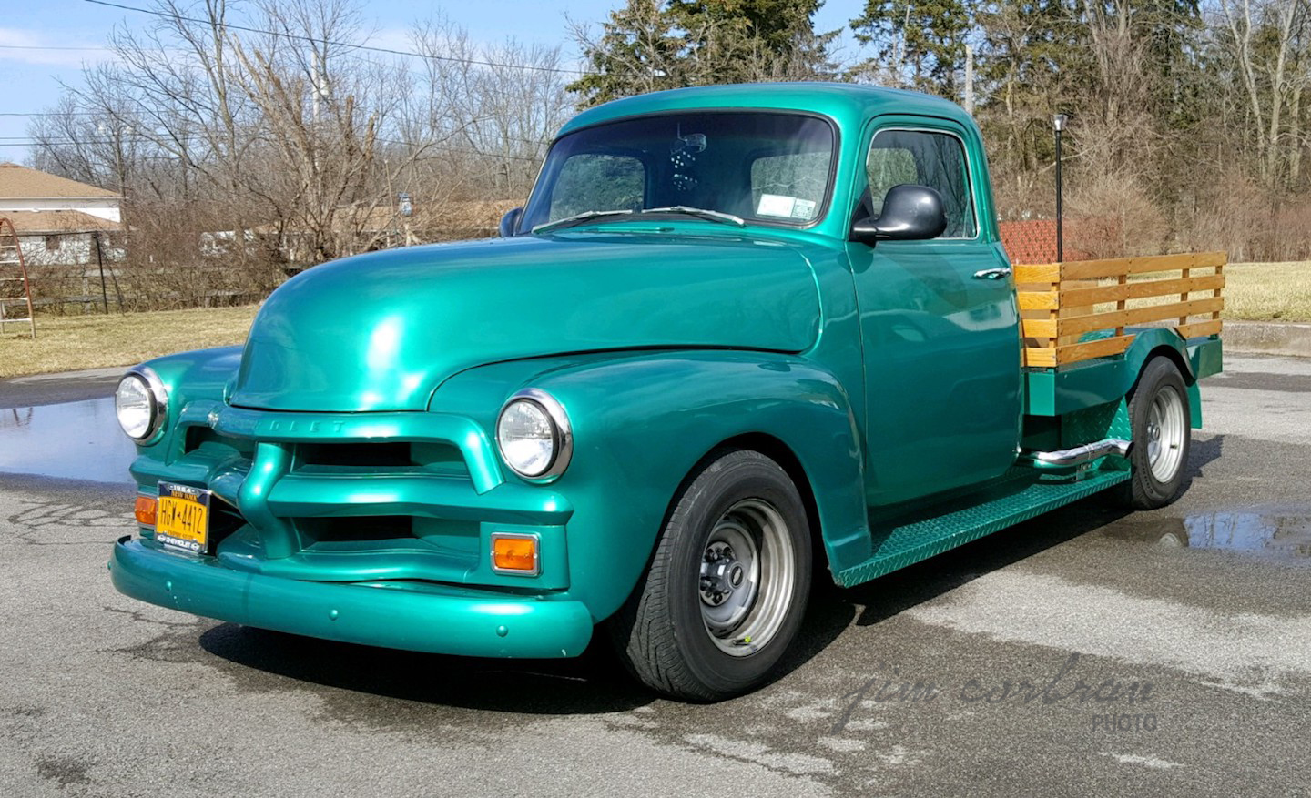 RealRides of WNY - 1954 Chevrolet truck