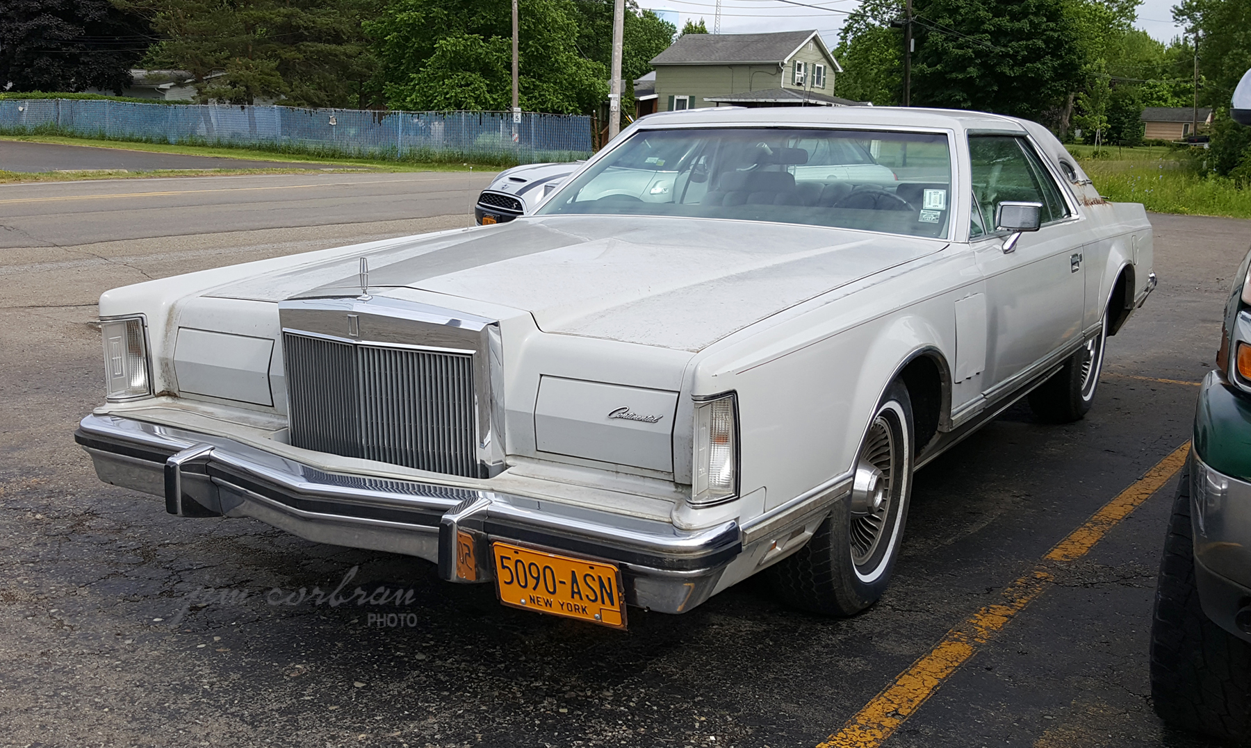 RealRides of WNY - Lincoln Continental Mark V, c1977