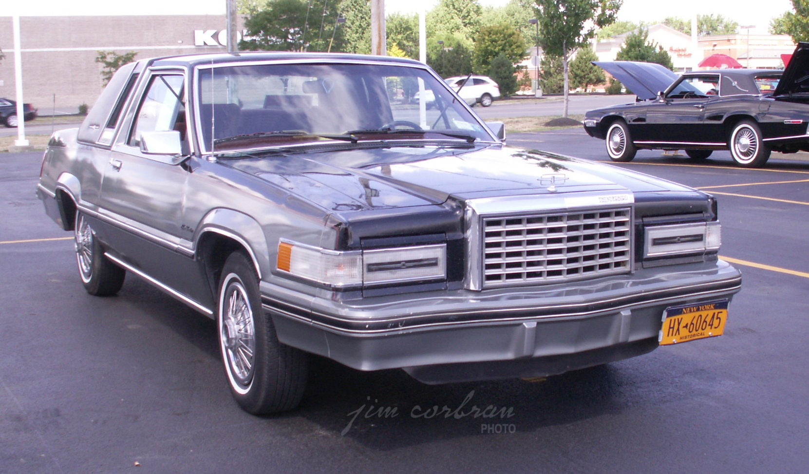 RealRides of WNY - 1982 Ford Thunderbird