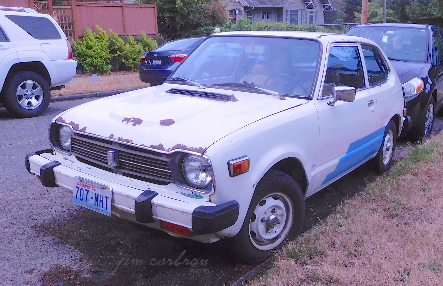 RealRides of WNY (On the Road) - 1979 Honda Civic