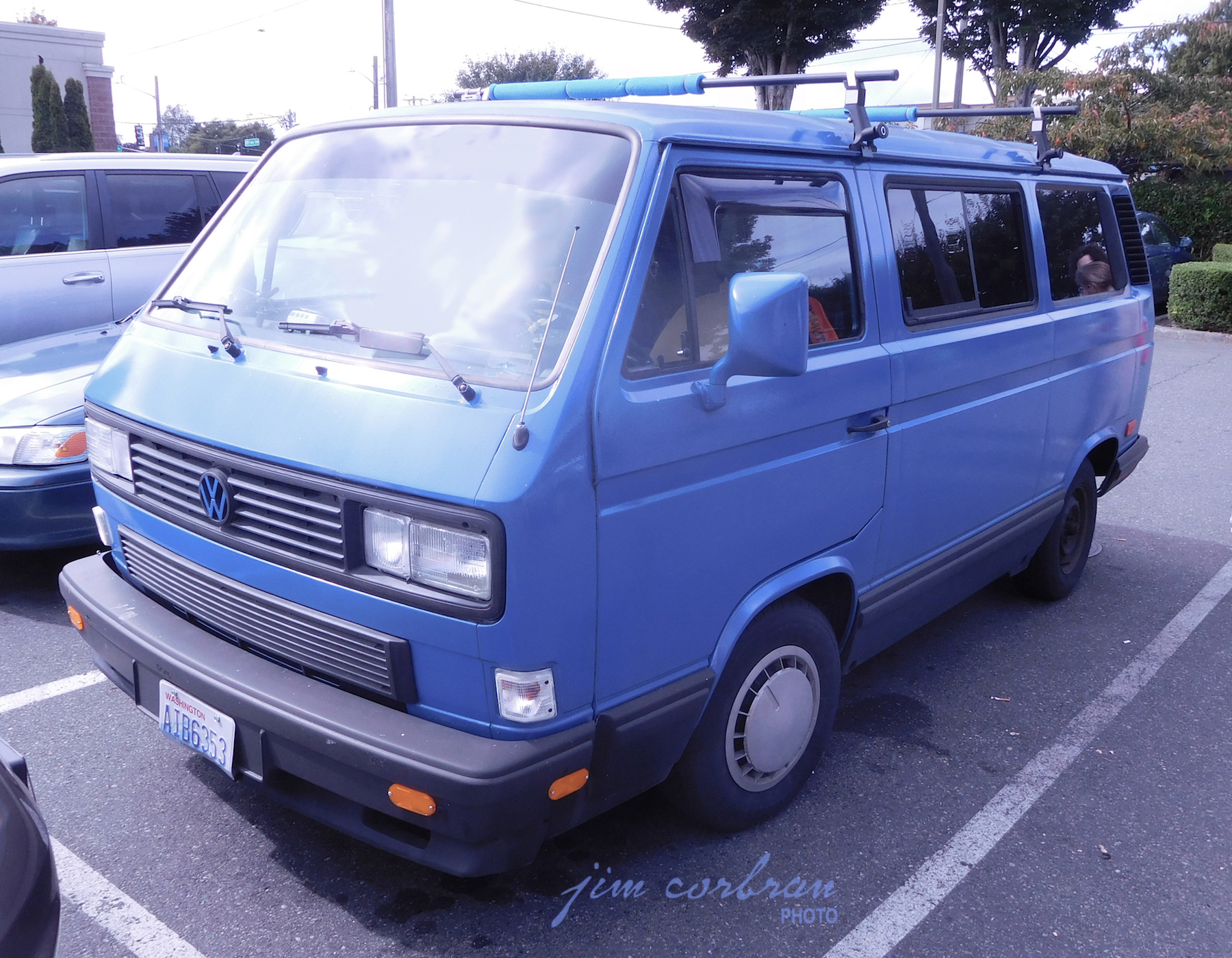 RealRides of WNY (on the Road) - VW Vanagon, c1986