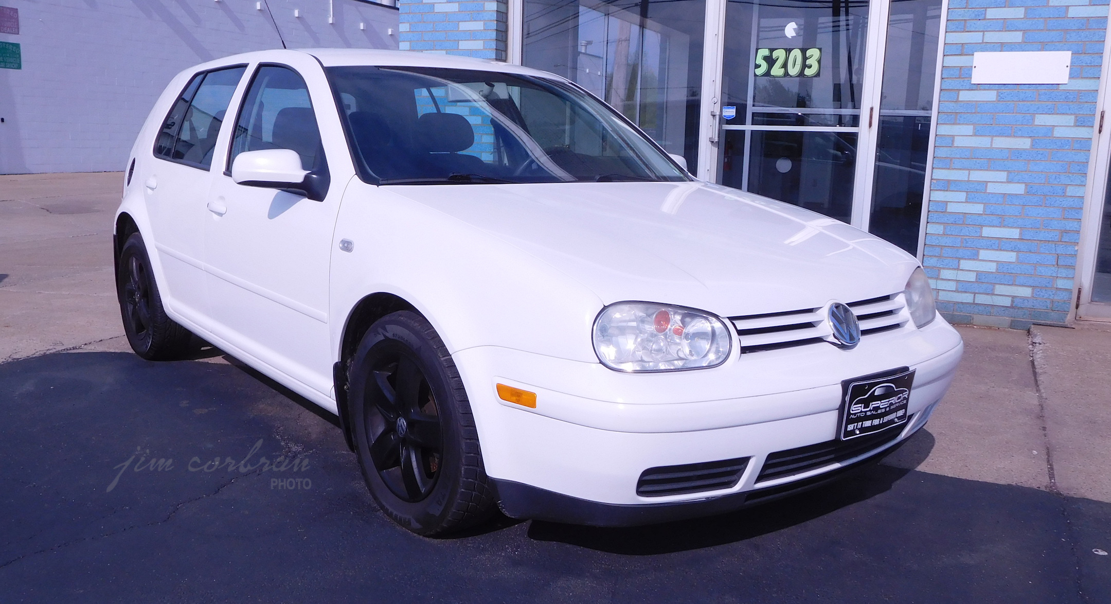RealRides of WNY - 2007 VW City Golf