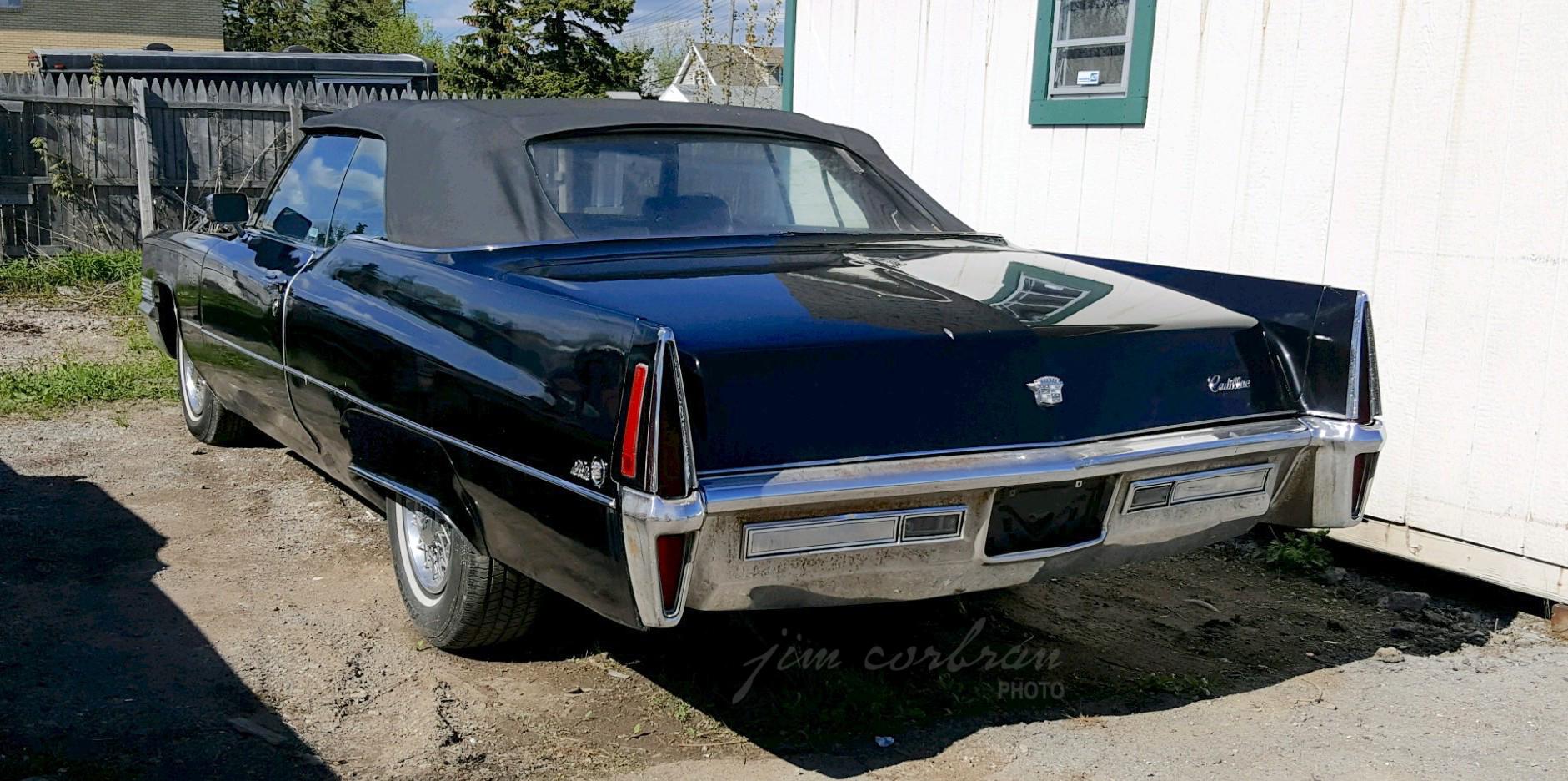 Realrides Of Wny 1970 Cadillac Deville