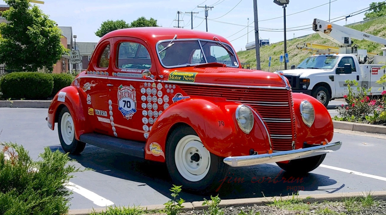 RealRides of WNY - 1938 Ford