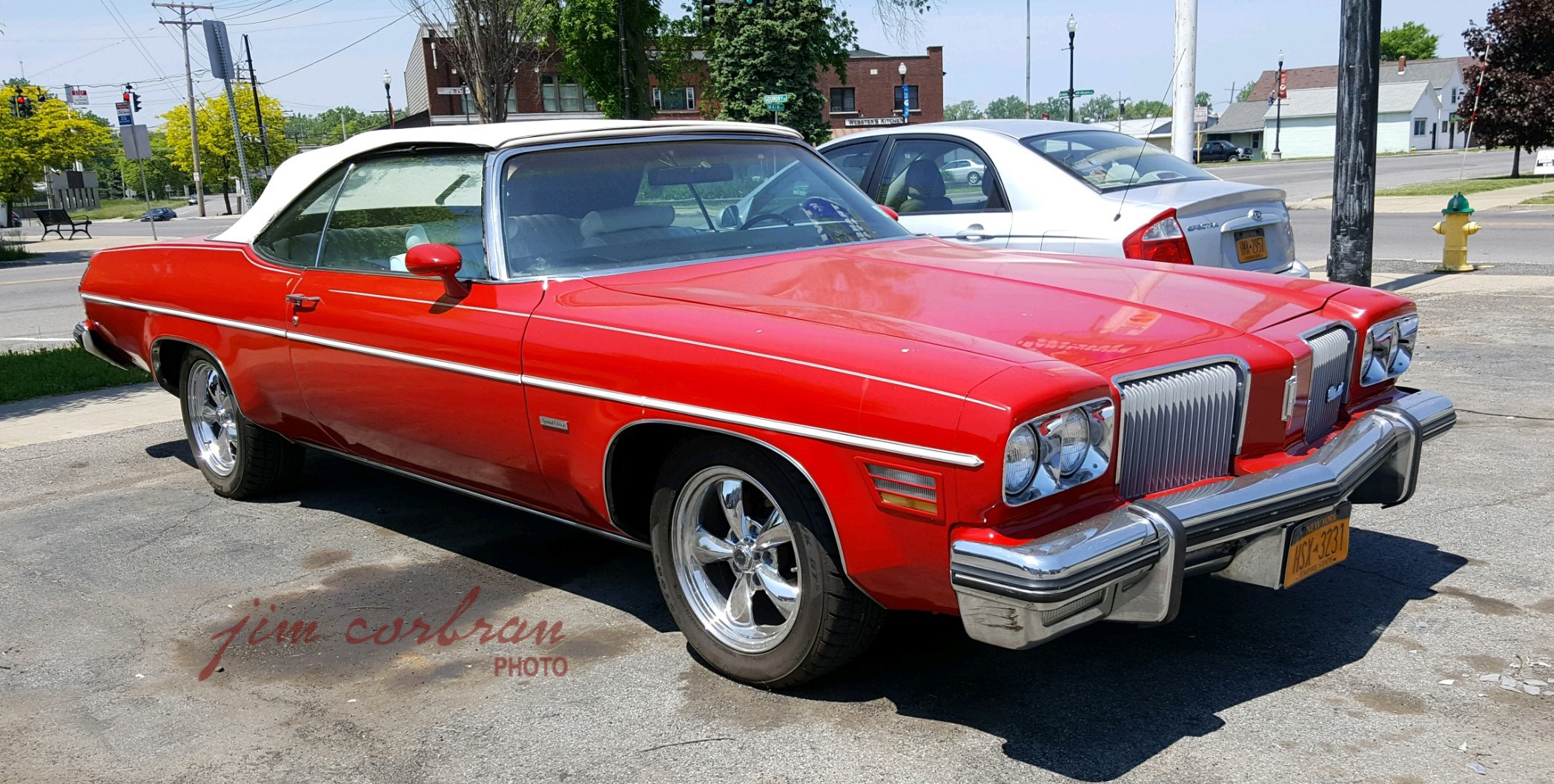 RealRides of WNY - 1974 Olds Delta 88