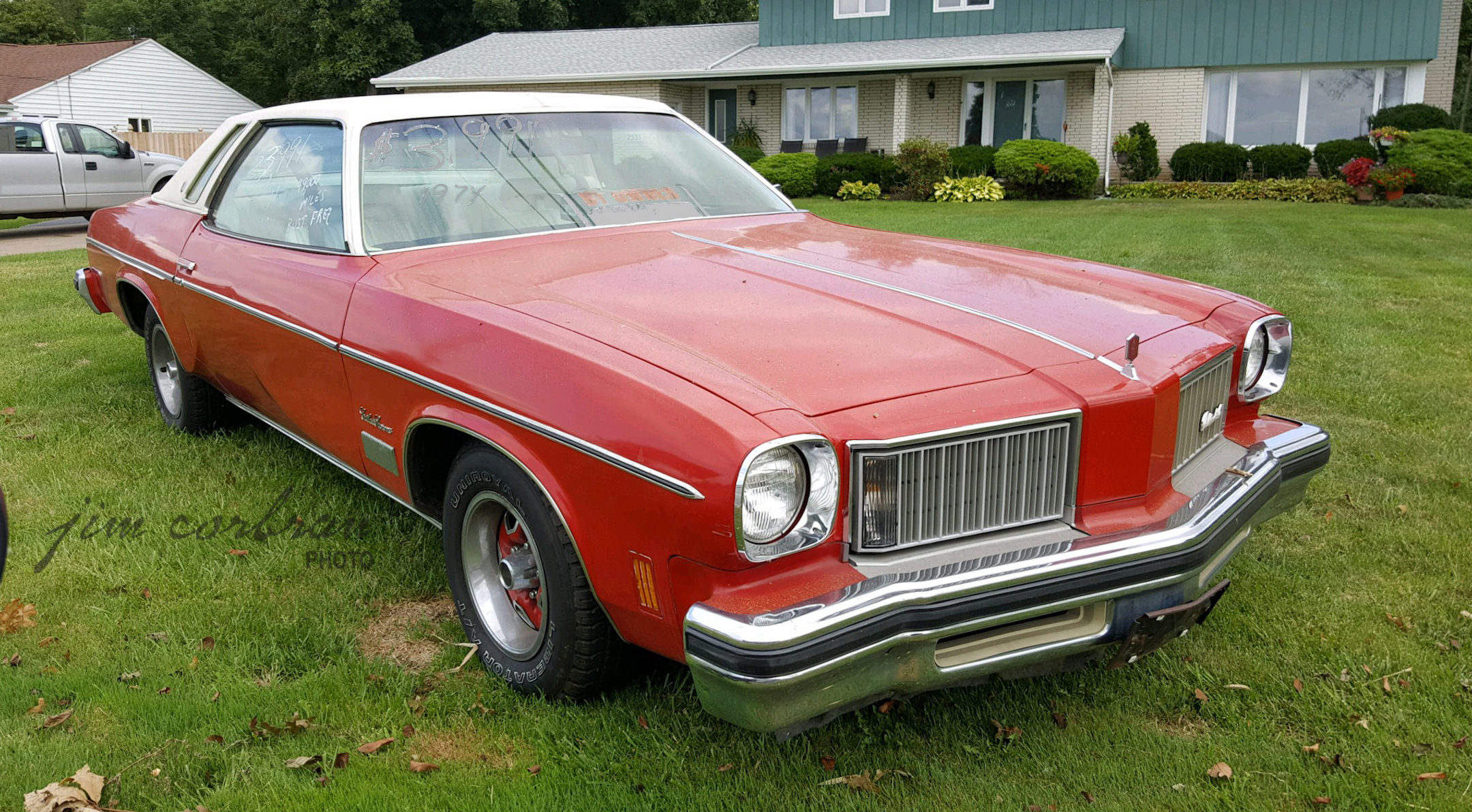RealRides of WNY - 1975 Olds Cutlass Supreme