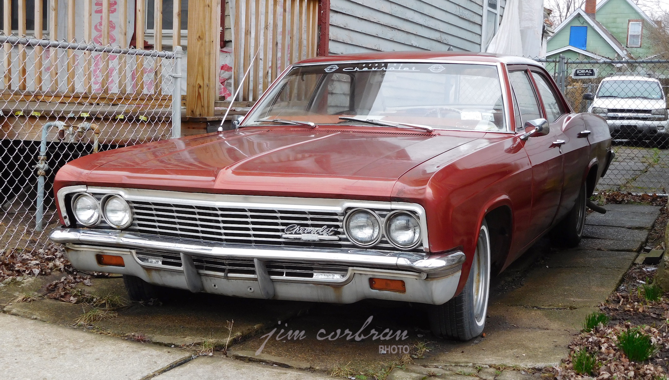 RealRides of WNY - 1966 Chevy Bel Air