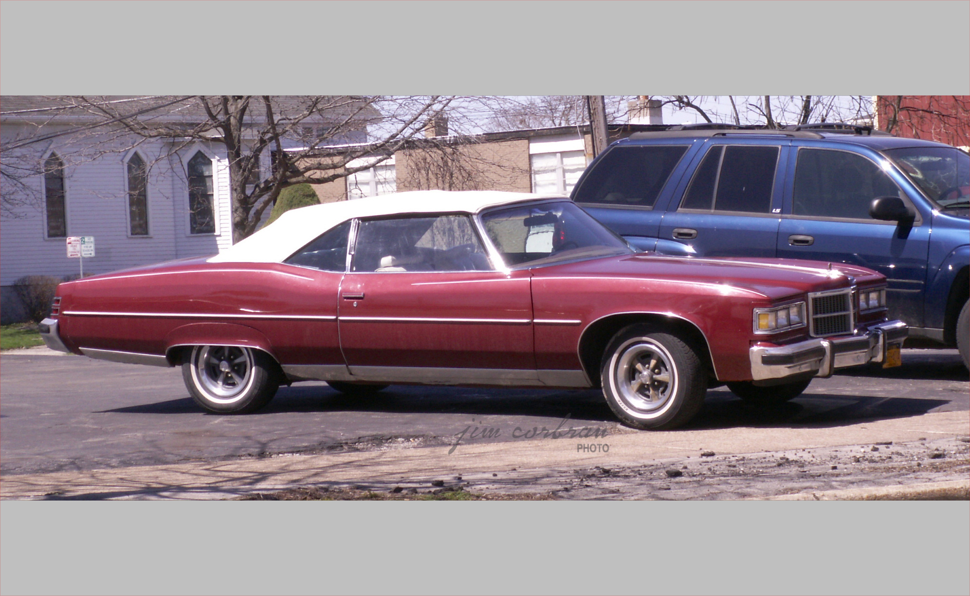 RealRides of WNY - 1975 Pontiac Grand Ville