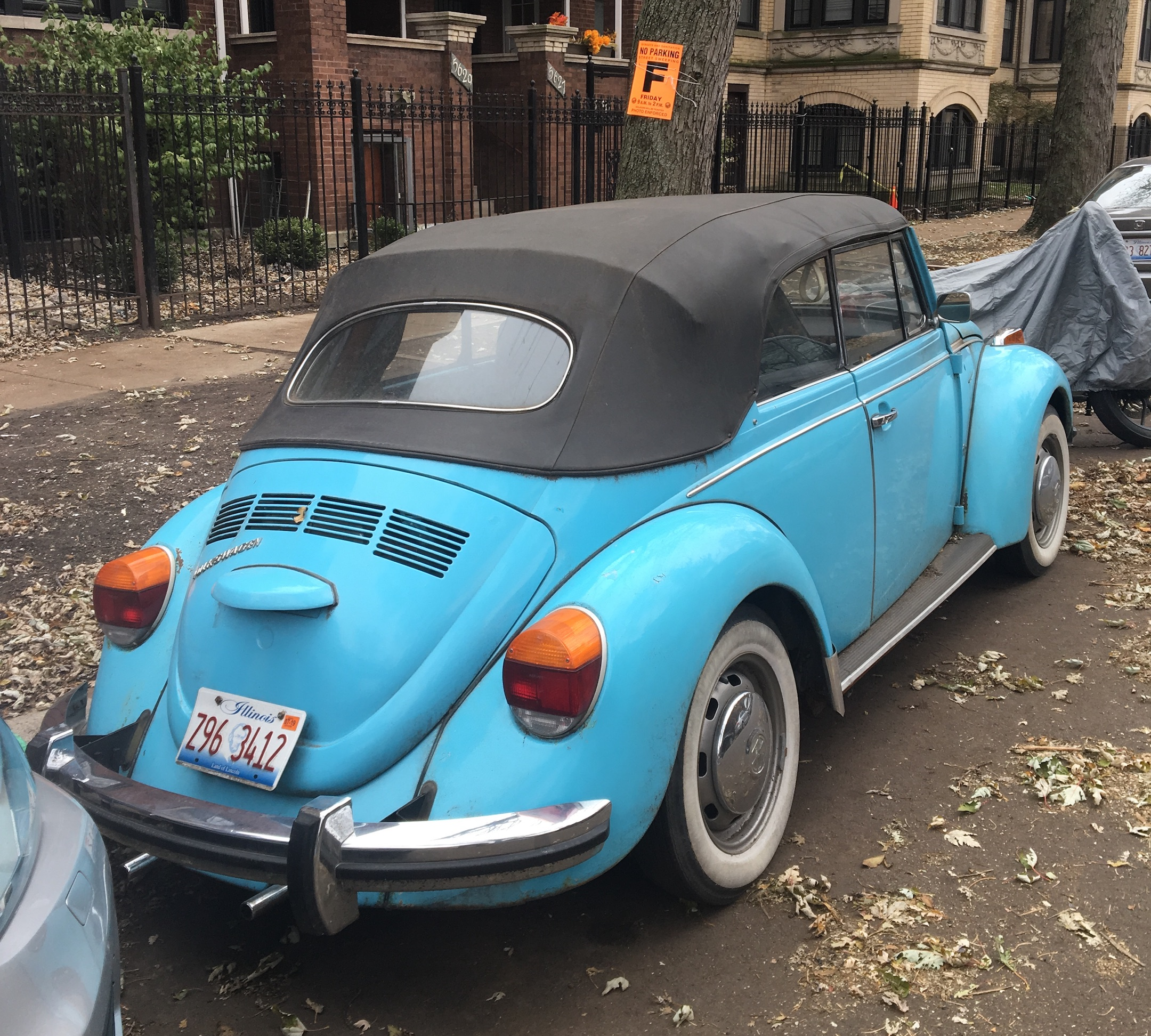 Realrides Of Wny On The Road 1976 Ish Vw Super Beetle