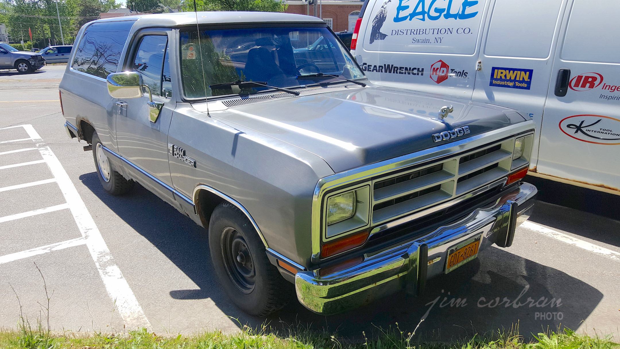 Realrides Of Wny 1990 Dodge Ramcharger