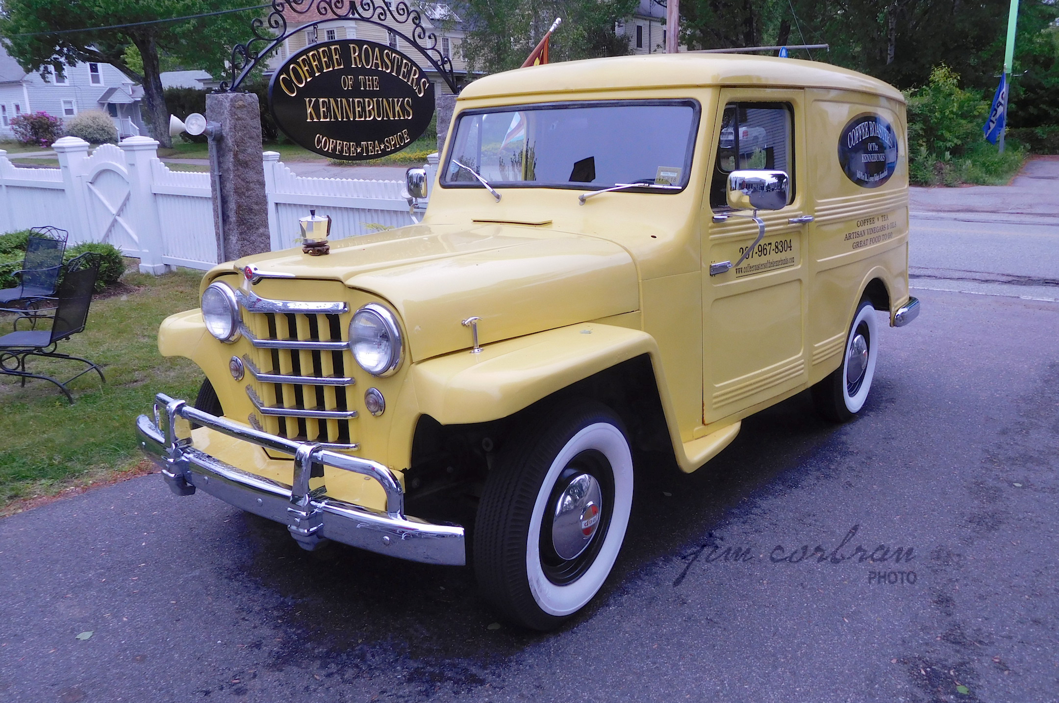 RealRides of WNY (on the road) - Willys Sedan Delivery