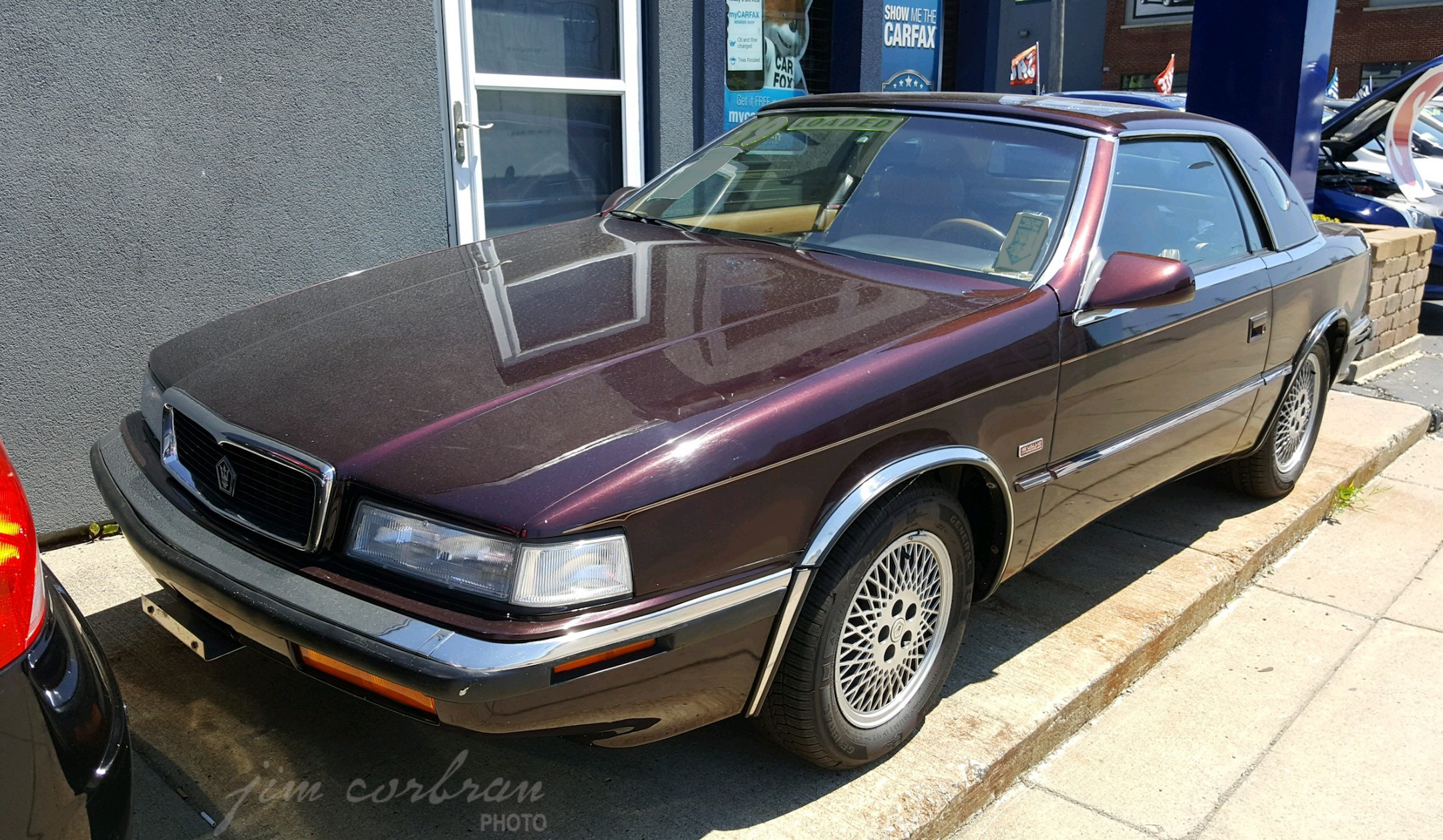 RealRides of WNY - 1989 Chrysler TC by Maserati
