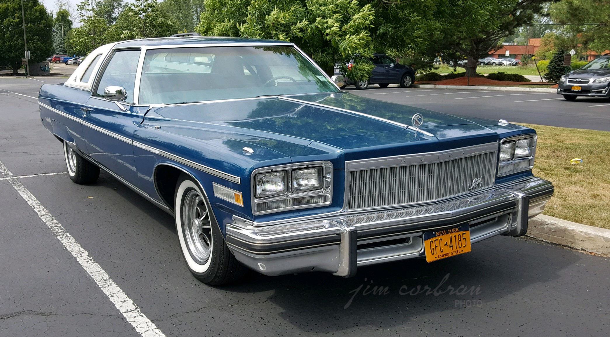 RealRides of WNY - 1976 Buick Electra Limited