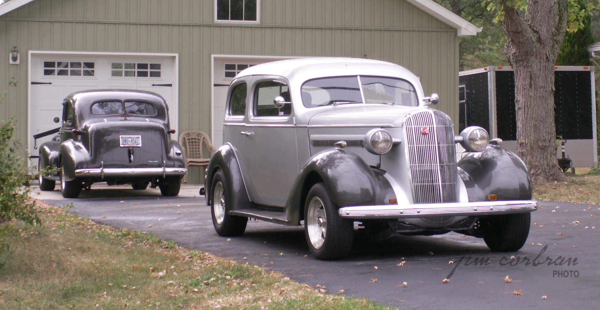 RealRides of WNY - 1938 Olds/1936 Buick