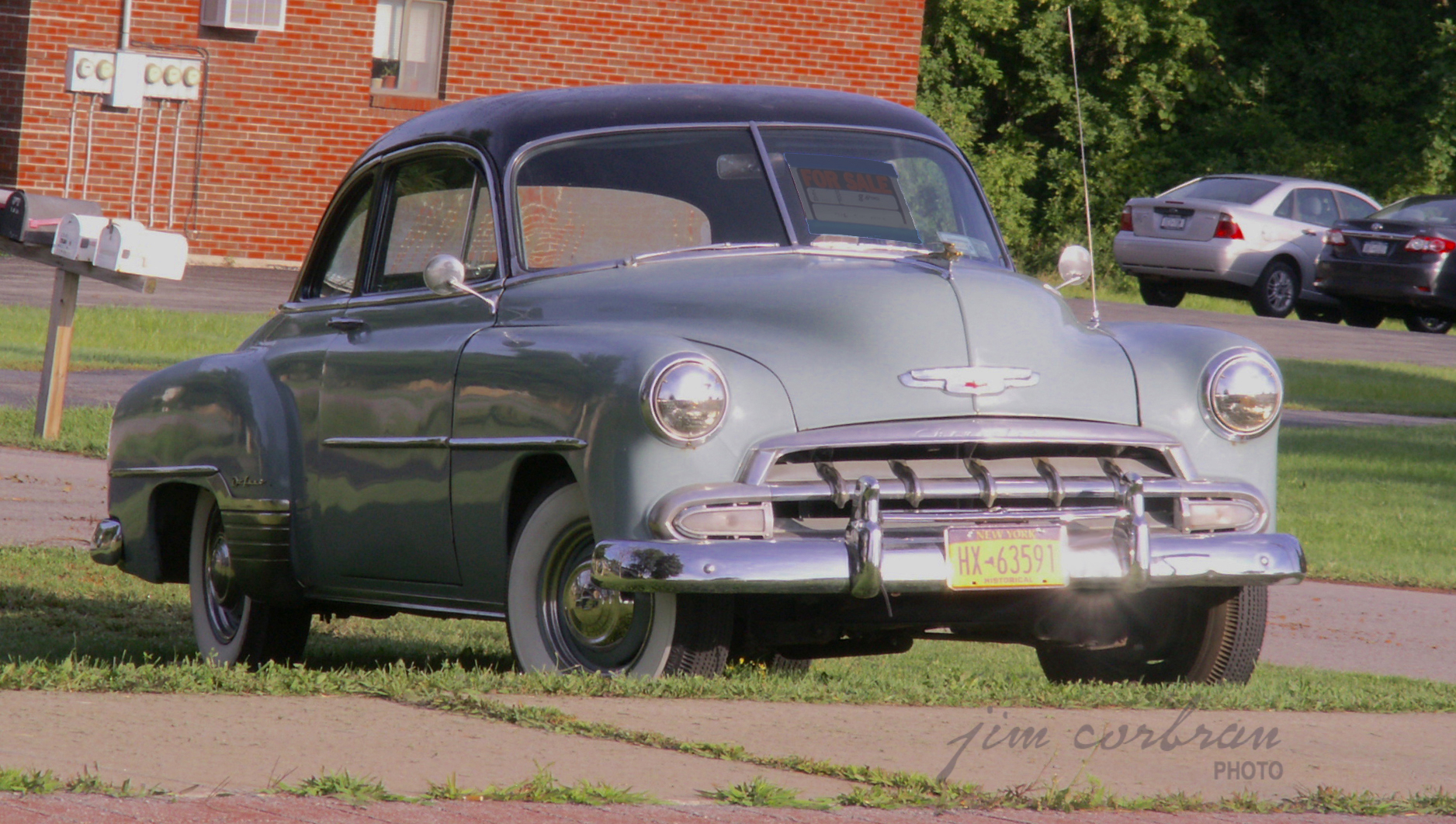 RealRides of WNY - 1952 Chevy Styline