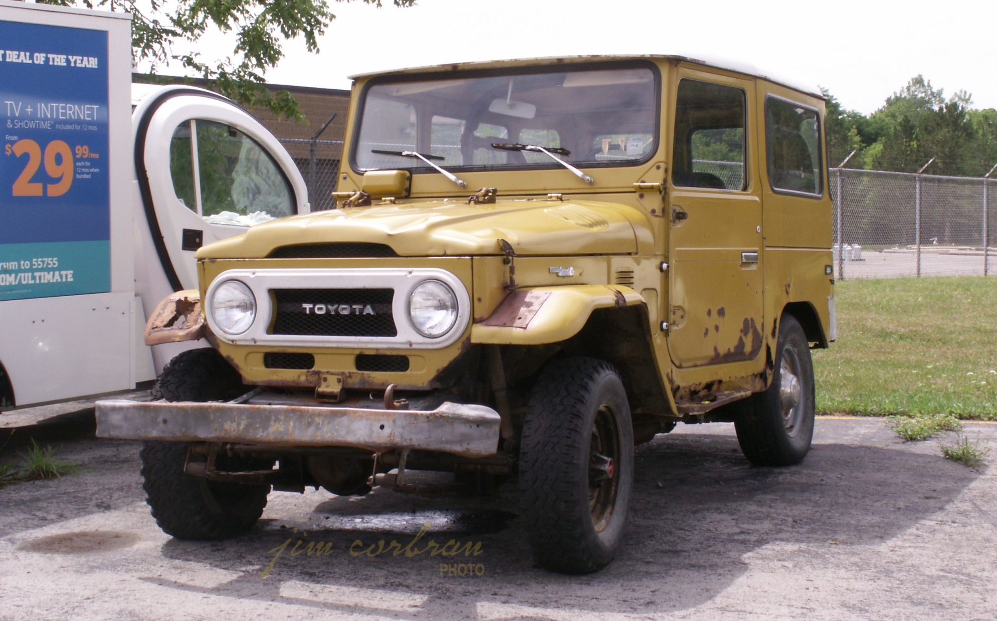 RealRides of WNY - 1970s Toyota Land Cruiser