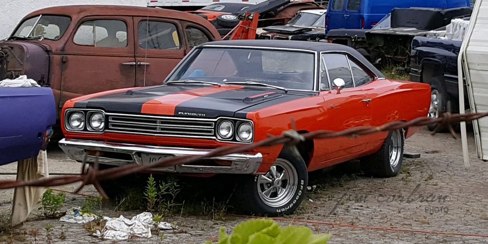 RealRides of WNY - 1969 Plymouth Road Runner