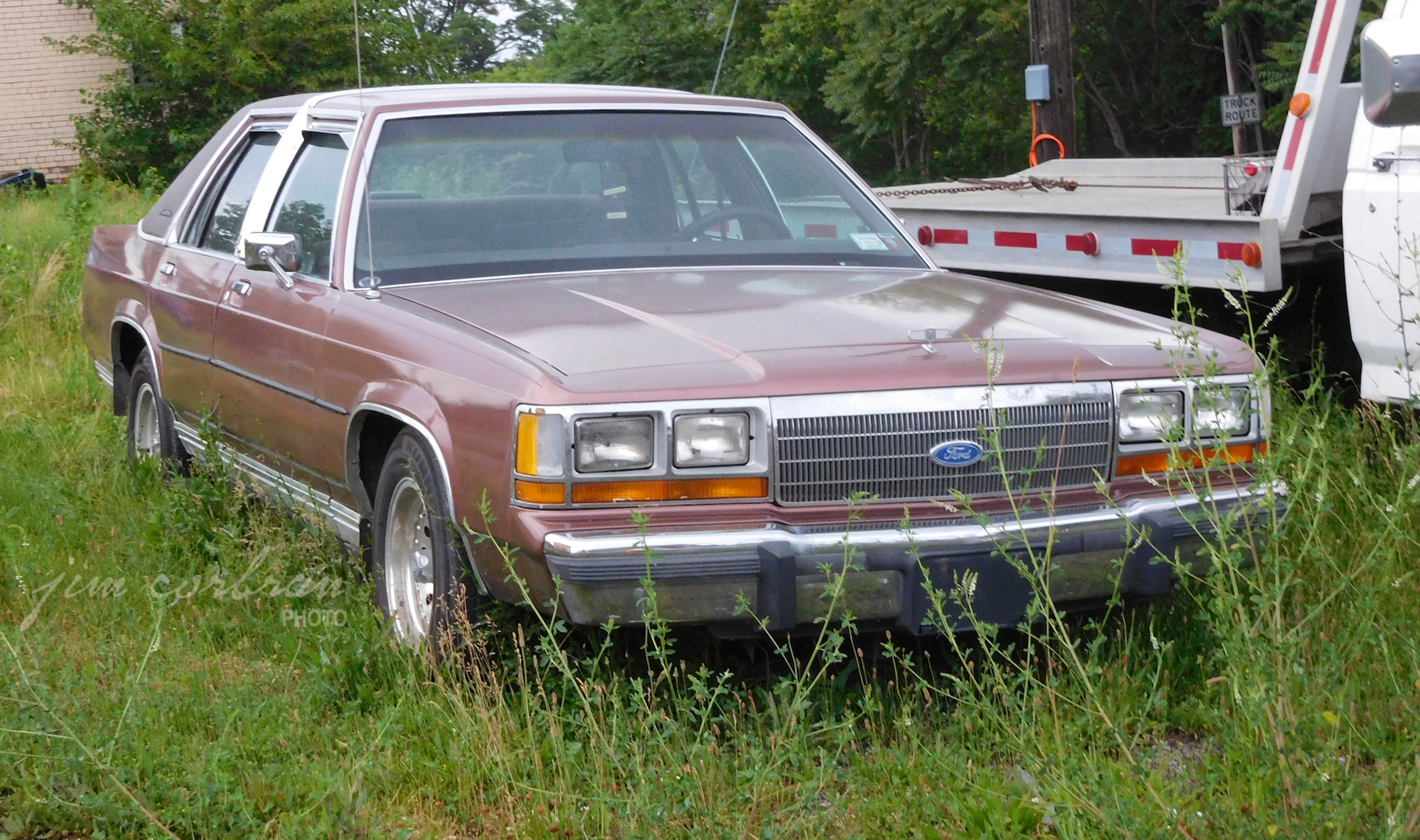 RealRides of WNY - Ford LTD Crown Victoria, c1990