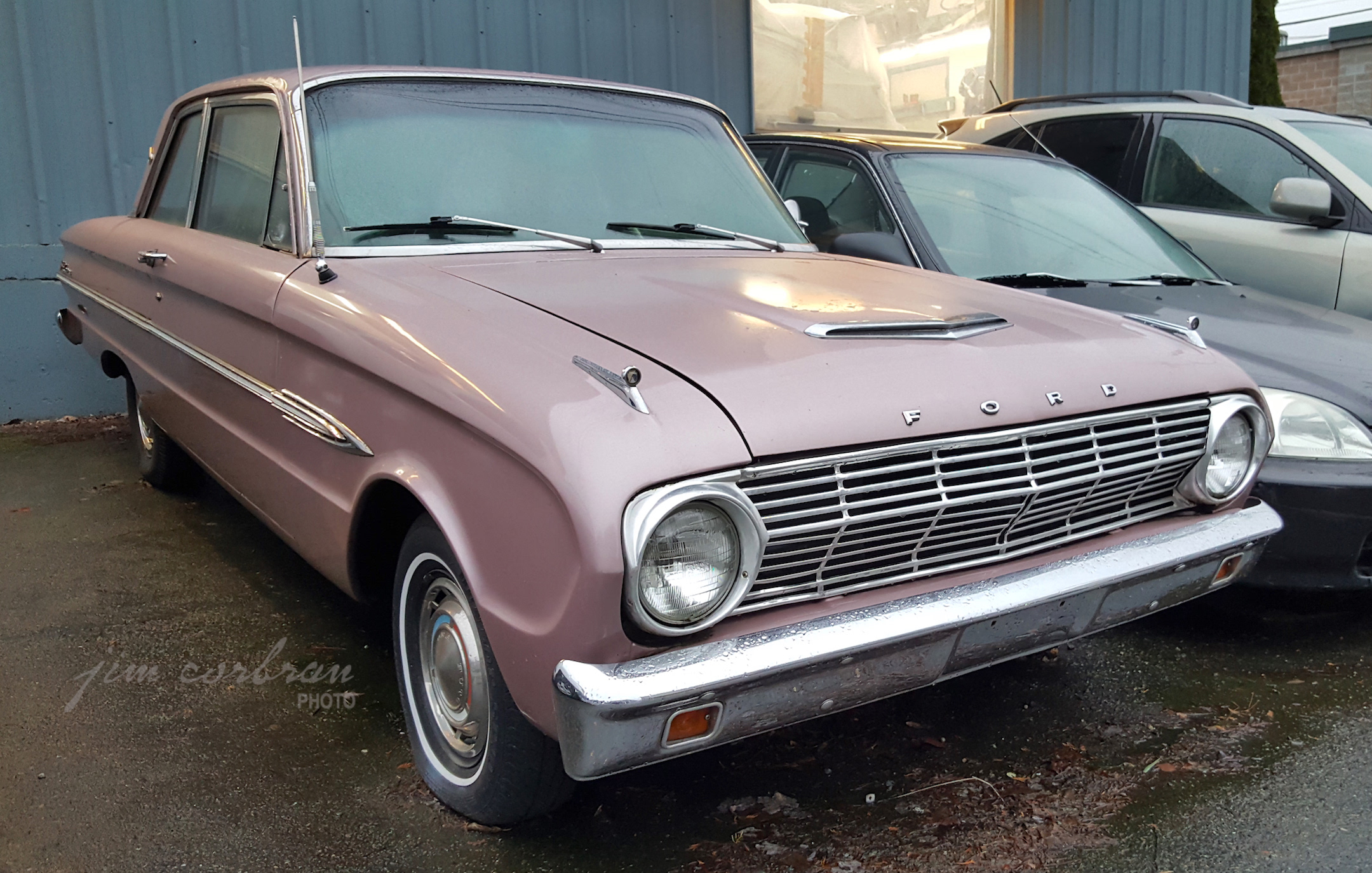 RealRides of WNY (on the road) - 1963 Ford Falcon Futura